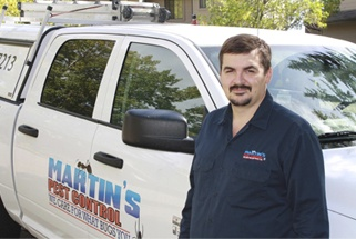 Pests & pest control solutions